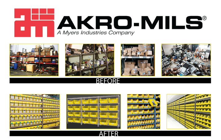 Akro-Mils, Utah, Portable Storage, Small Parts Storage