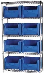 Bin Shelving in Salt Lake City, UT
