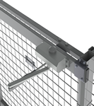 Driver Security Cage