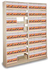 Metal Storage Shelving Specifications
