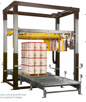 Muller High-Speed Auto Octopus B Series Stretch Wrap Equipment in Salt Lake City, UT