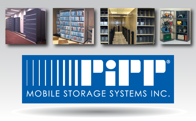 Pipp Mobile Carriage Systems, Mobile Shelving, High Density Shelving, Lateral Manual Carriage, Standard Manual Carriage, Heavy Duty Manual Carriage