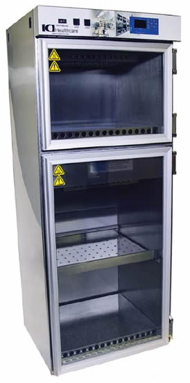 Stainless Steel Warming Cabinets for Hospitals and Laboratories