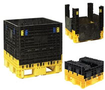 Pallets that are made out of plastic