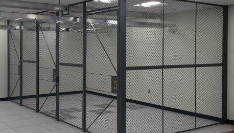 Spaceguard Beastwire Mesh Partitions 801 328 8788